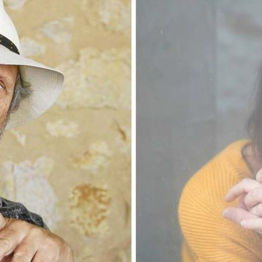 Tomeu Penya i Clara Gorrias