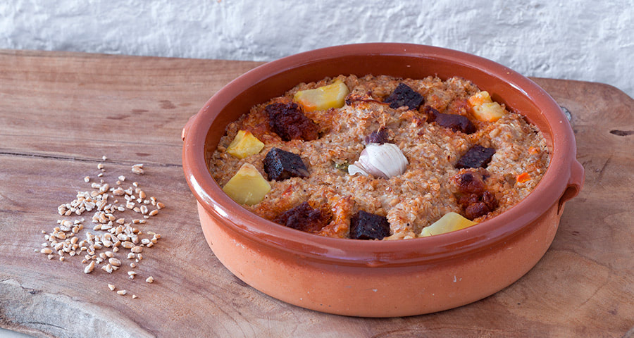 Cuina de Menorca: arròs de la terra