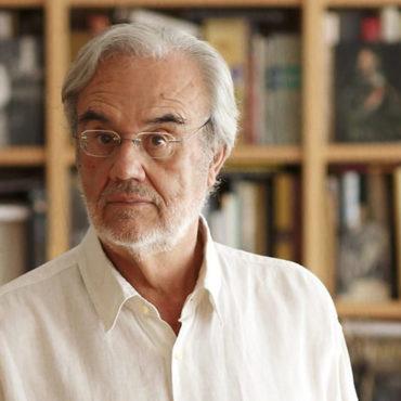 Conferència de Manuel Gutiérrez Aragón a la Biblioteca Pública de Ciutadella