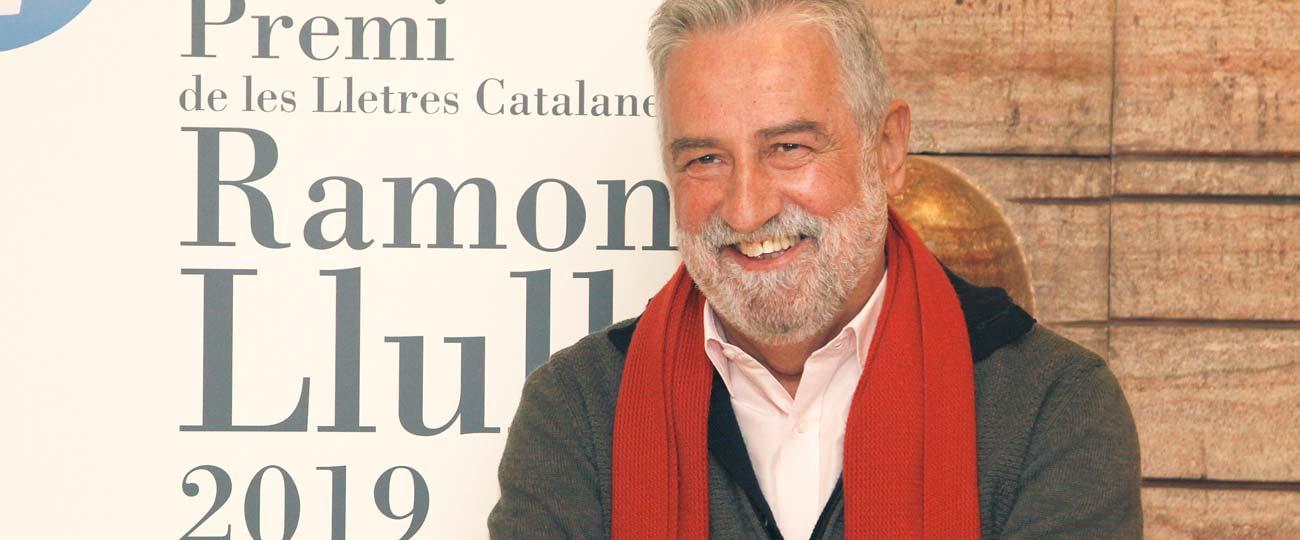 Rafael Nadal presenta 'El fill de l'italià' a Menorca