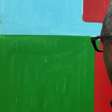Exposició d'Stanley Whitney i Yves Klein ala Galería Cayón de Maó