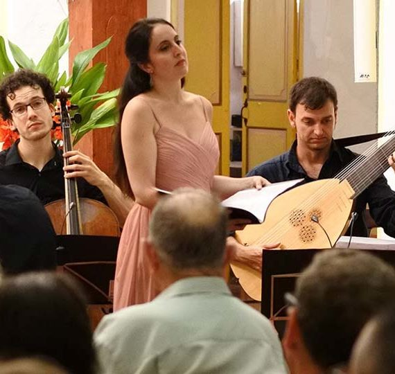 Festival de Música Antiga des Migjorn Gran