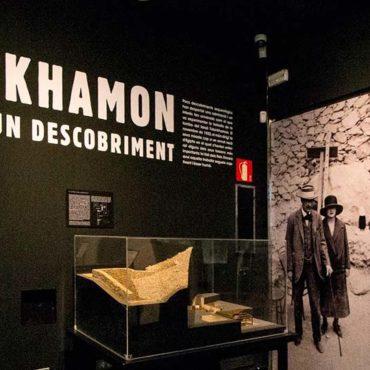 L'exposició 'Tutankhamon, imatges d'un tresor sota el desert egipci' arriba a Maó