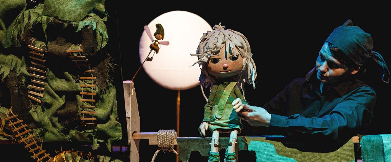 'Adeu Peter Pan', de Festuc Teatre