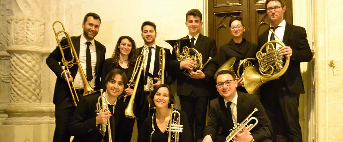 Menorca Brass Ensemble debuta amb 'Aires espanyols'