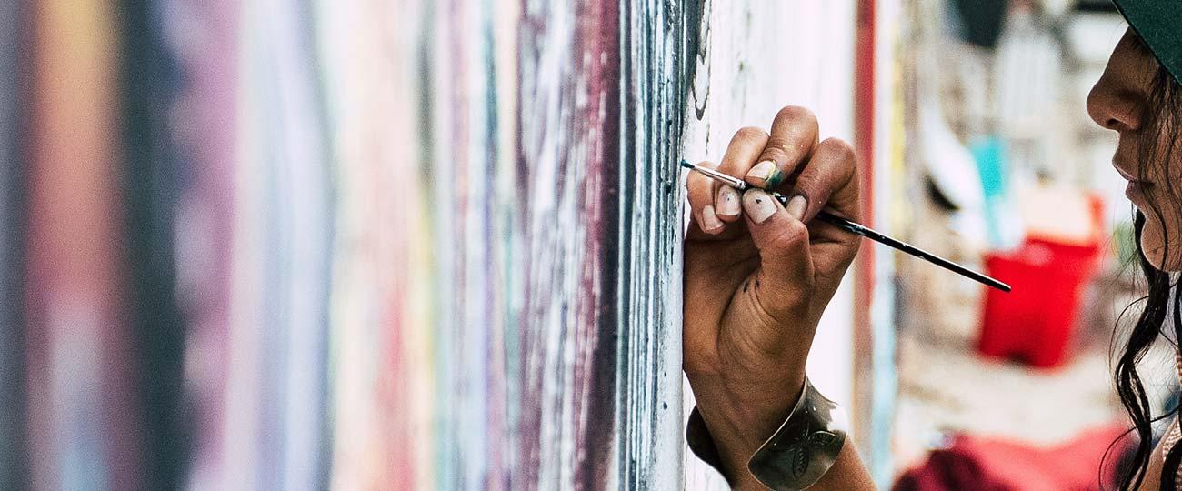 Jornada d'Art Jove al Carrer