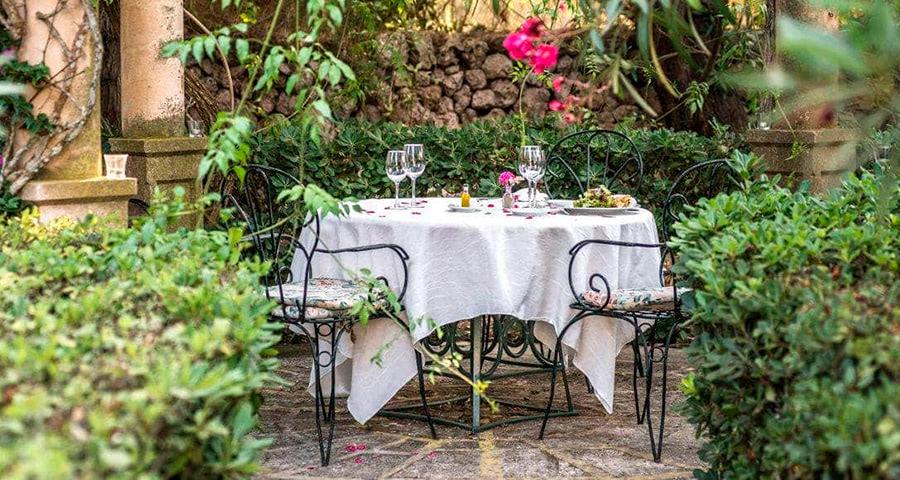 Biniarroca · Restaurants rurals / Apunt Menorca