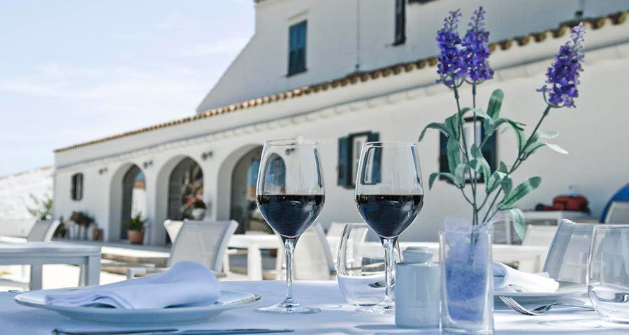 Binigaus Vell · Restaurants rurals / Apunt Menorca
