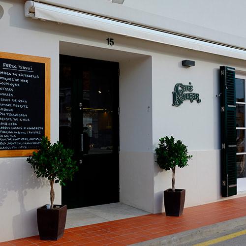 Menorca: Cafè Balear