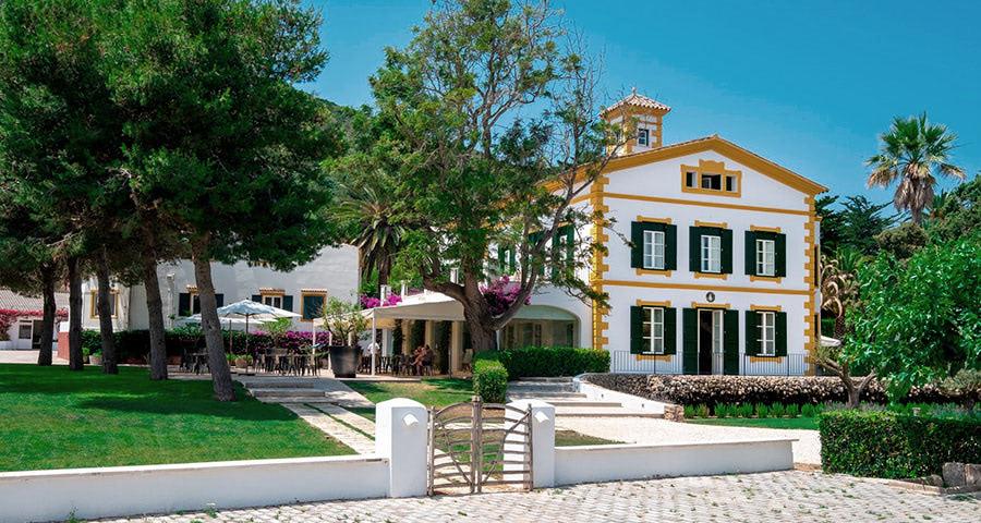 Hort Sant Patrici · Restaurants rurals / Apunt Menorca
