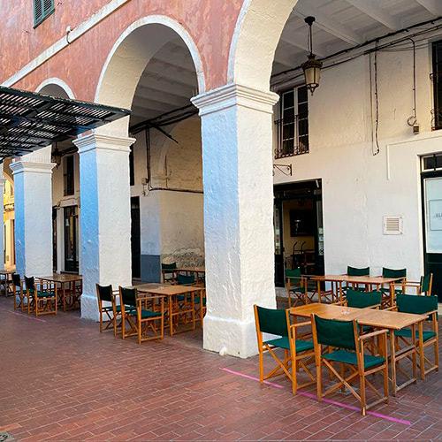 Menorca: Bar Ulisses