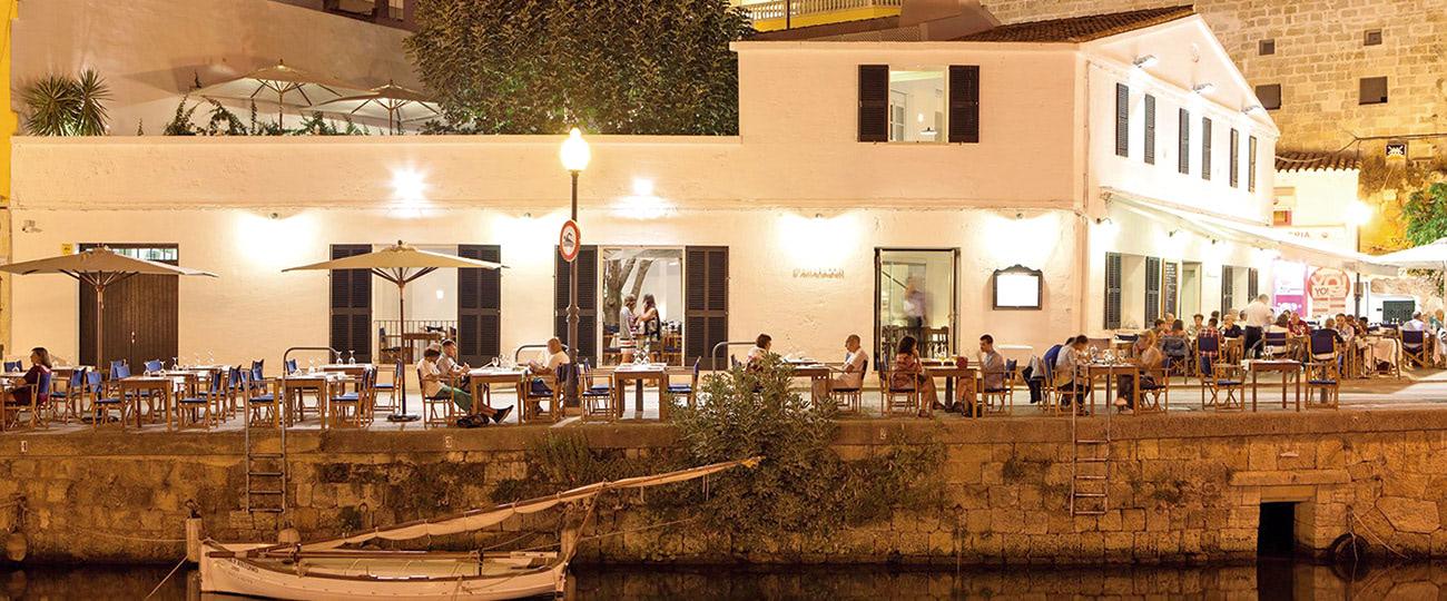 Menorca: S'Amarador