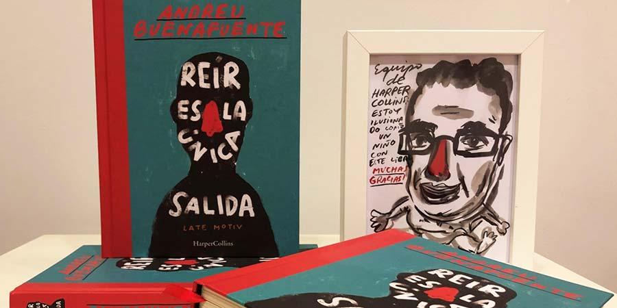 Andreu Buenafuente: «Reír es la única salida»