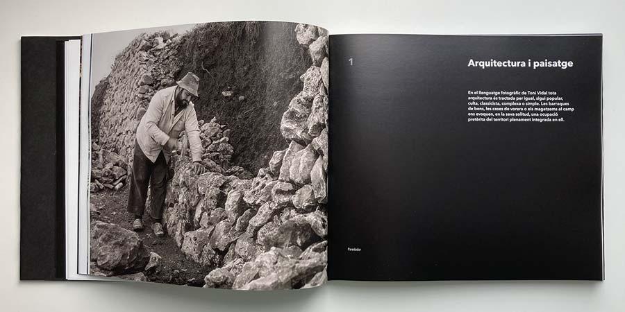 Menorca des de l'arquitectura, fotografies de Toni Vidal