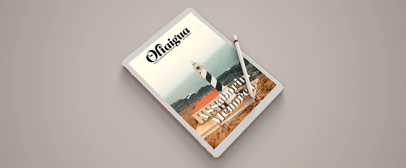 Revista Oliaigua