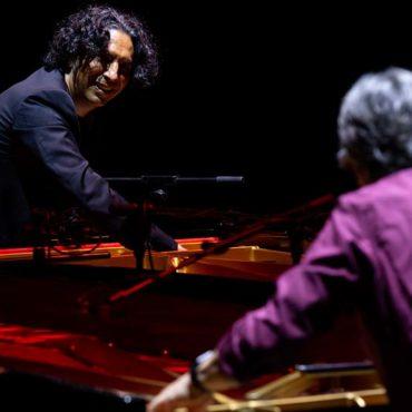 Menorca Jazz: Chano Domínguez i Diego Amador