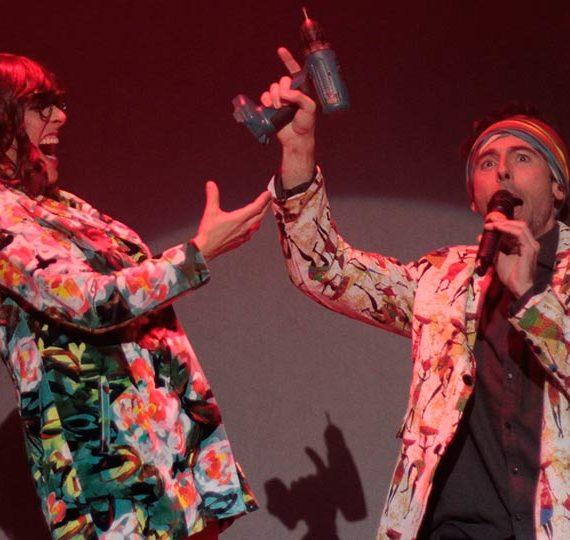 Cobertura, amb Clara Segura i Bruno Oro