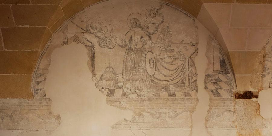 Grisalles del Convent de Sant Diego