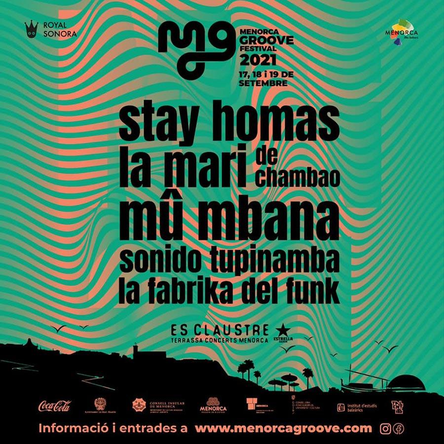 Menorca Groove 2021
