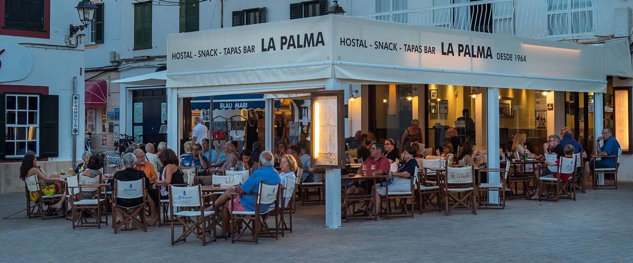 La Palma, Fornells