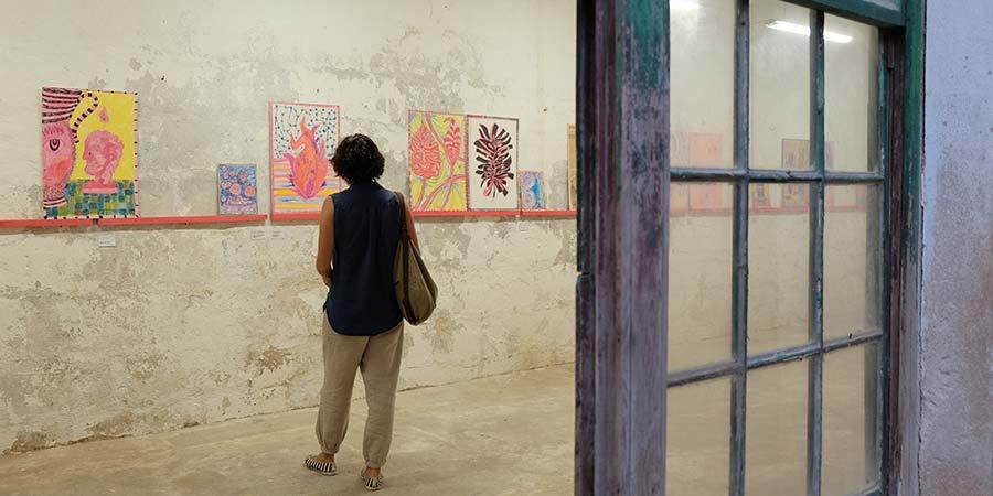 Ruta cultural: art contemporani a Oximoron