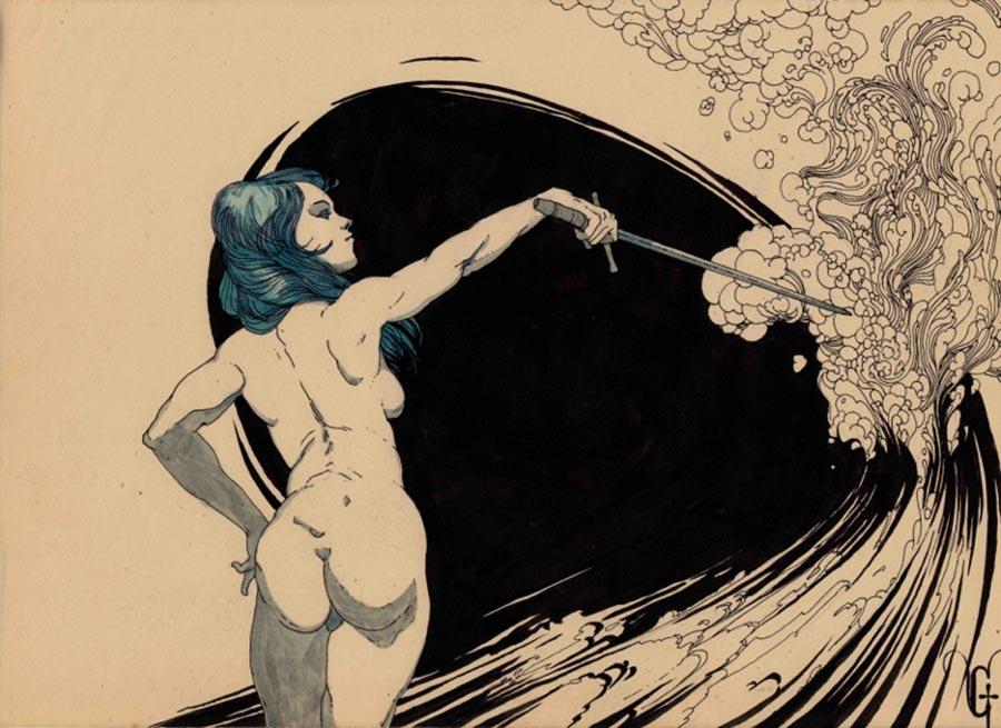 «La bruixa del cul de bombolla», de Carles Gomila