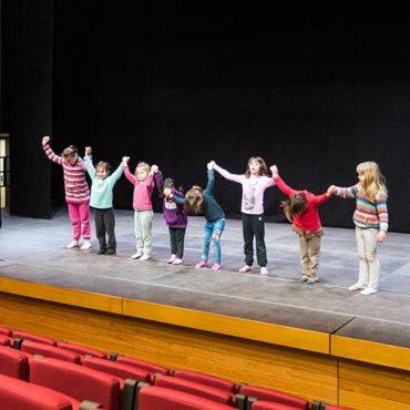 Sala Albert Camus: companyies locals de teatre